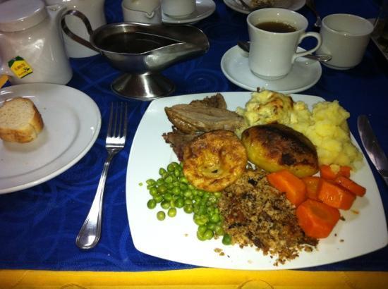 Smiley Restaurant: Sunday roast lamb special yummy