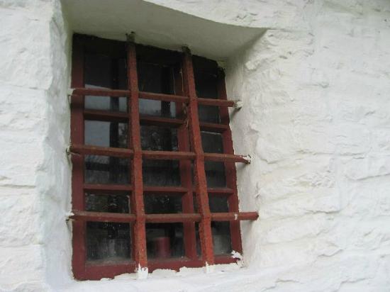 Frauenhauschen am Falkenhof: one of the windows