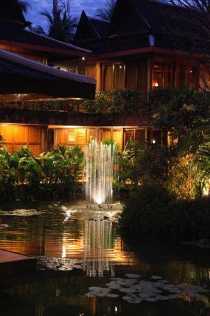 Angkor Village Hotel: View from Restaurant