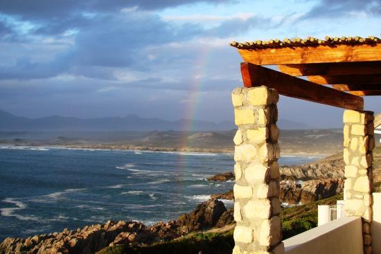 Kleinzee Oceanfront Guesthouse: All rooms are ocean facing