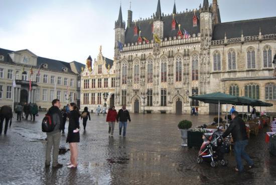 Hotel Ibis Budget Brugge Centrum Station: Brujas-