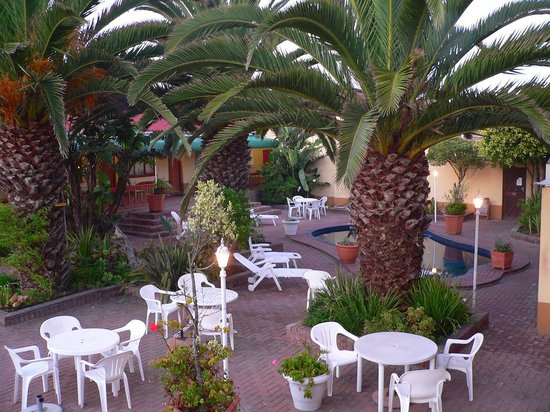 Lamberts Bay Hotel: Pool