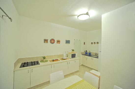 Villa 1000: kitchen