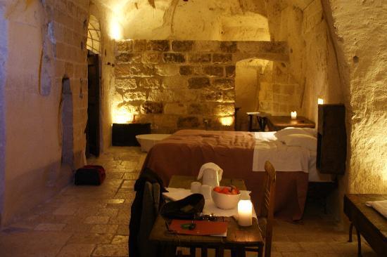 โรงแรม เซกตานติโอ เล กรอตเต เดลลา ซิวิตา: Grotta 9