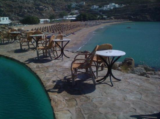 Super Paradise Beach : Mykonos