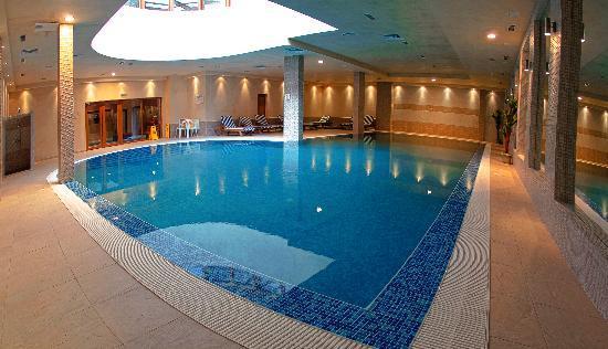 Villa Park Hotel: Pool