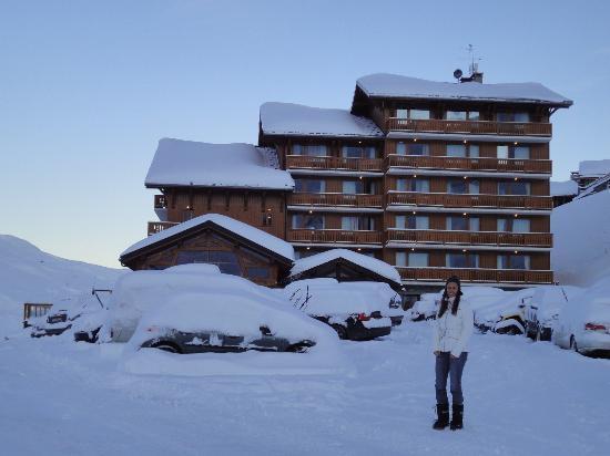 Hotel L'ours Blanc: foto van het hotel