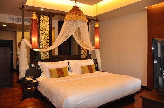 Siripanna Villa Resort & Spa: Our room