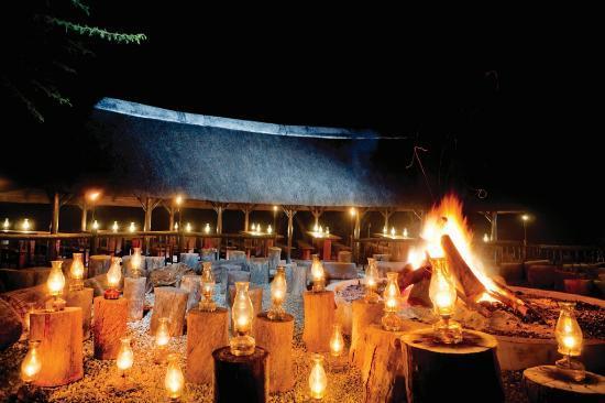 Bakubung Bush Lodge: Bakubung Boma