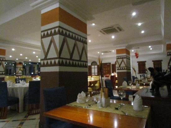 Golden Tulip Kumasi Restaurant Picture Of Golden Tulip Kumasi City Kumasi Tripadvisor
