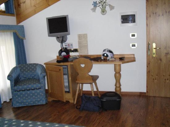 Hotel Garni Mountain Resort: Foto della camera