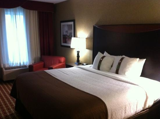 Holiday Inn Jacksonville E 295 Baymeadows: the room