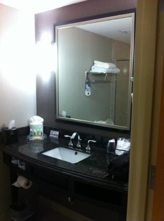 Holiday Inn Jacksonville E 295 Baymeadows: bathroom