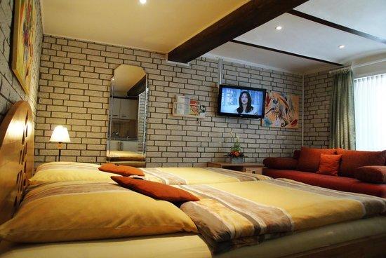 Hotel garni Kottenforst: doubleroom