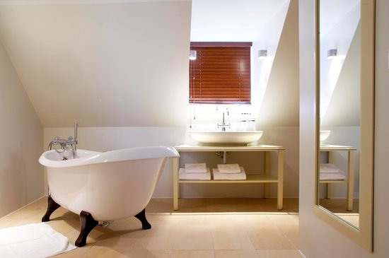 Merchant's House Hotel: Bathroom