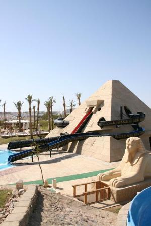 Cleo Park Sharm Elsheikh: una delle attrazioni...