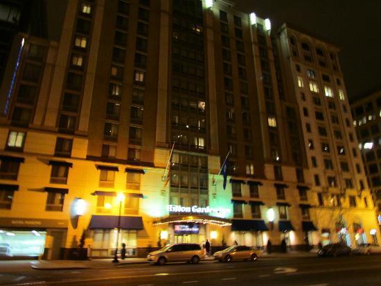 Hilton Gardens Inn Washington Dc Picture Of Hilton Garden Inn Washington Dc Downtown