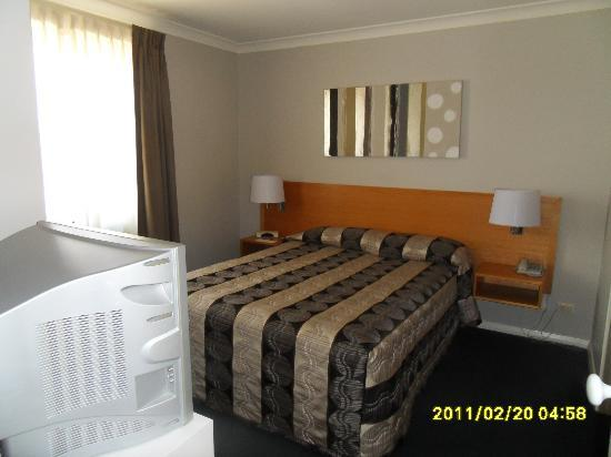 Hillarys Harbour Resort: Double bedroom