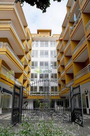 Apartamentos RF Bambi