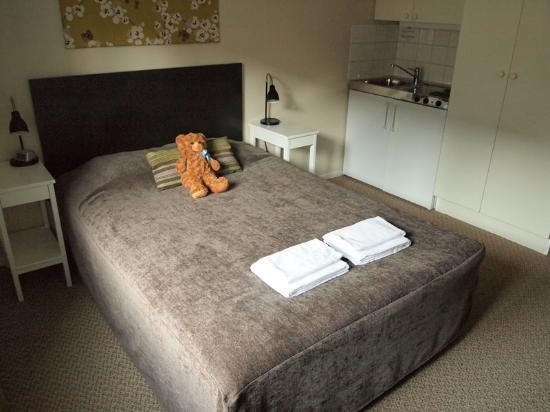 Freys Hotel Lilla Radmannen: Stockholm: Hotel Bakfickan, double room