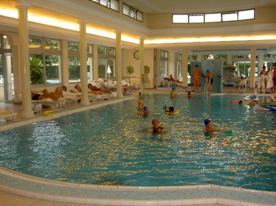 Continental Terme Hotel: Piscina Termale interna