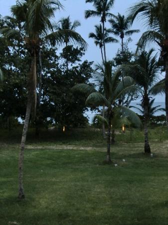 Kempinski Seychelles Resort: VIEW FROM ROOM