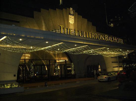 The Fullerton Bay Hotel Singapore: The Fullerton Bay Hotel