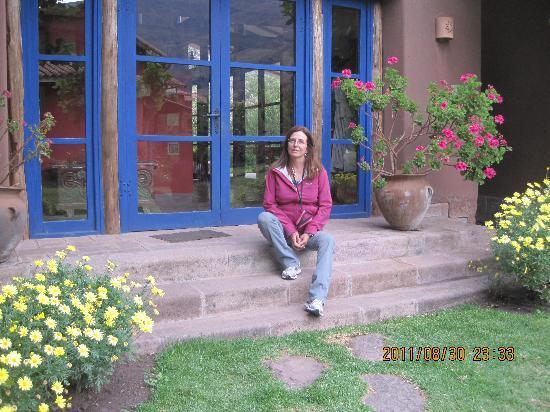 Melissa Wasi: entrada de la casa principal