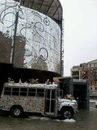 American Visionary Art Museum: Magical Mystery Tour