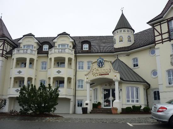 Schloss Hotel Holzrichter: Aussenansicht