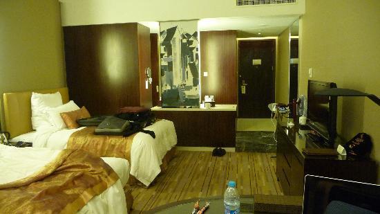Hengyuan Hotel : Bedroom