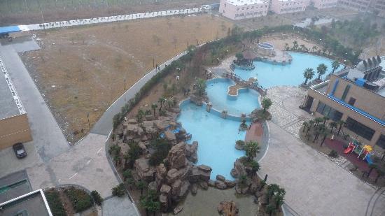 Hengyuan Hotel : Pool outside