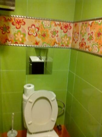 Mamma Mia Ristorante: bagno pulitissimo ed originale