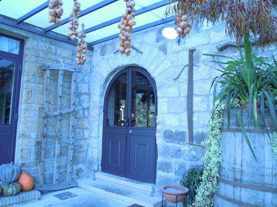 Caianello, Ιταλία: Porta d'ingresso