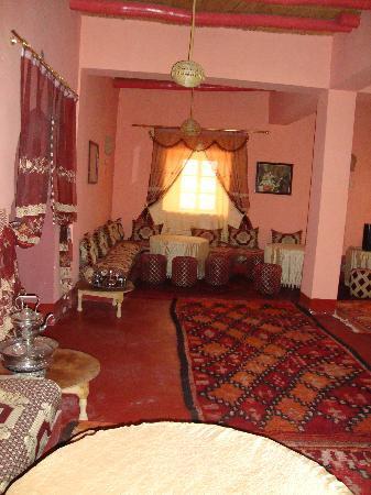 Riad Agraw: restaurante