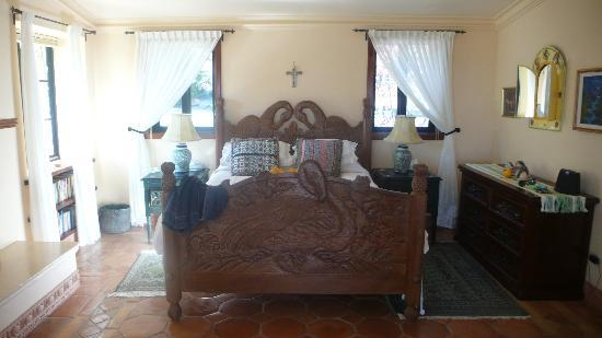 Villa del Faro: Bedroom