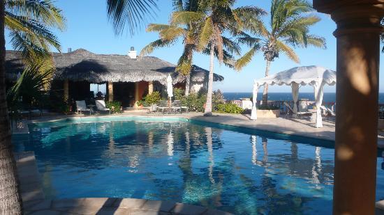 Villa del Faro: pool