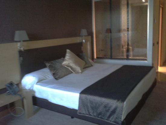 Gran Palas Hotel: habitación