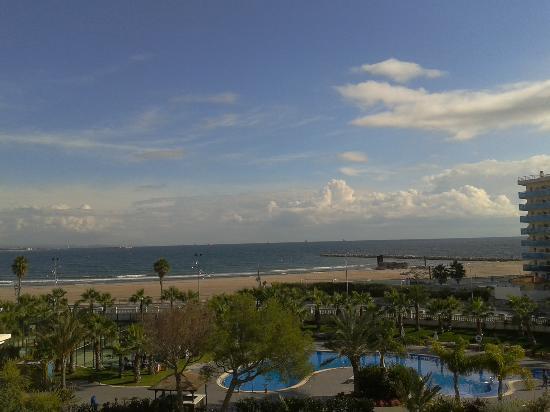Gran Palas Hotel: vistas