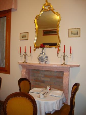Ca' Leon D'Oro: Sala da pranzo