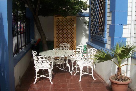 Casa de Triana: Terraza