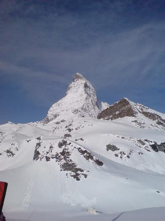 Hotel Albana Real: Beautiful Matterhorn
