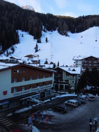 Hotel Stella: uitzicht vanuit mijn bed