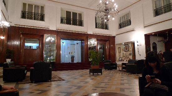 Safir Hotel Alger: La Reception