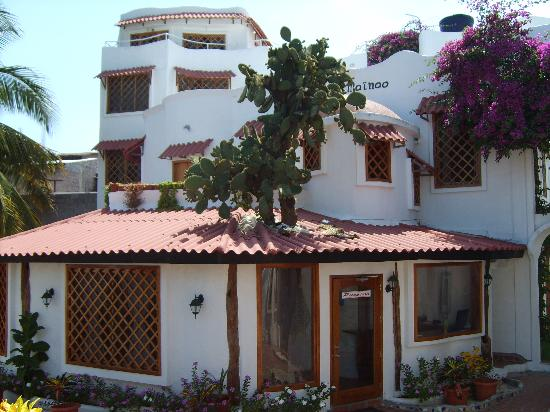 Hotel Mainao Galapagos islands