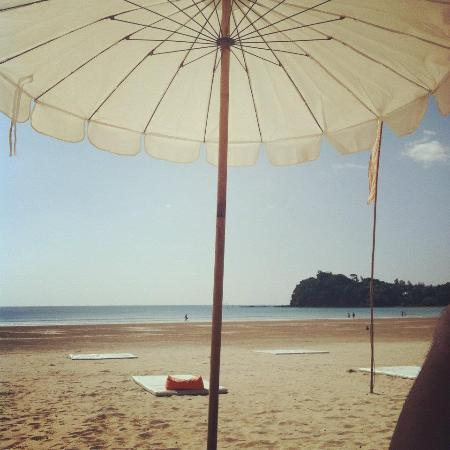 Costa Lanta: Beach View - the Andaman Sea