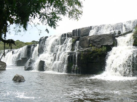 Jaquirana, RS: Waterfall 1