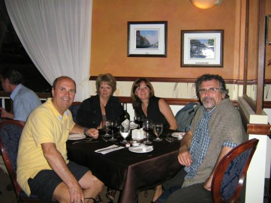 Restaurant Le Chou-Bruxelles : souper avec amis au Chou de Bruxelles