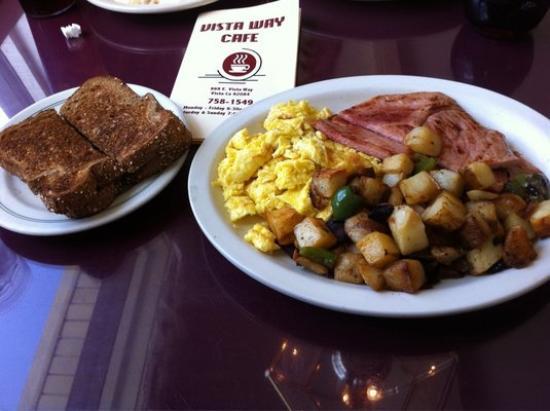Vista Way Cafe: ummm ummmm