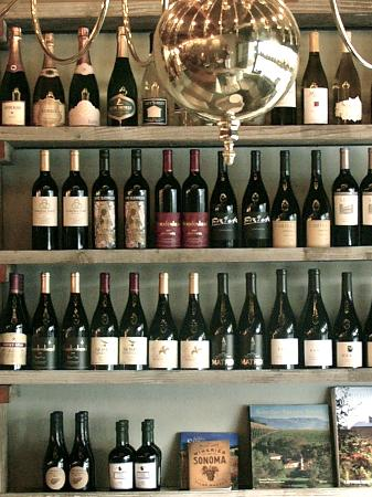 Whitetail Winebar : Enjoy one of our local boutique wines--the list has over sixty and keeps growing.